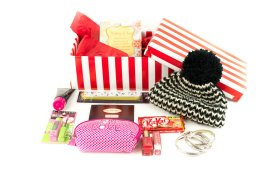 What goes into a Shoebox for Women